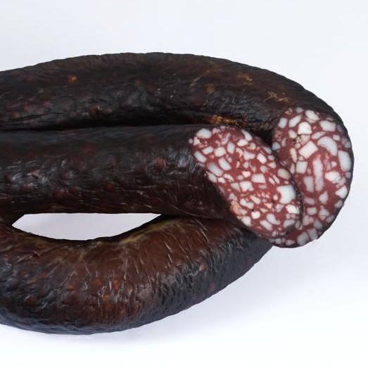 Saucisse noire