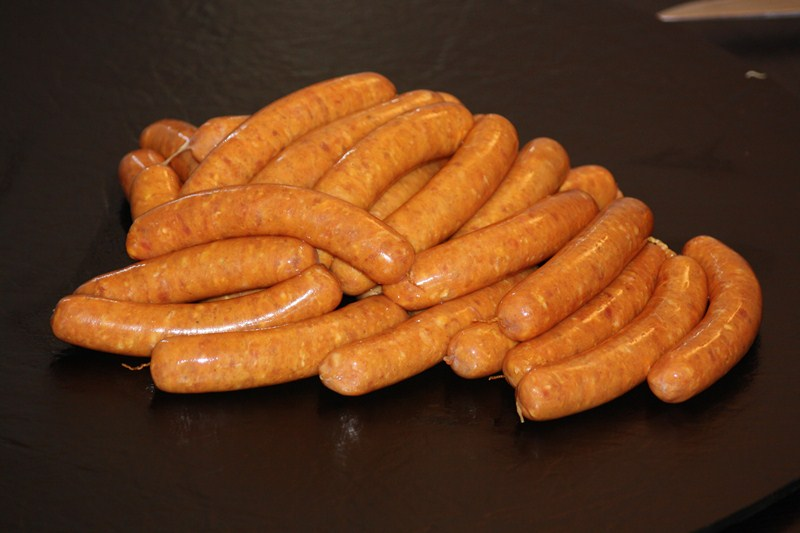 Saucisse au curry